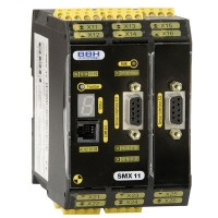 SMX 11-2 compact safety control with Safe Motion (expanded encoder)