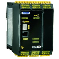 SMX10A compact safety control without safe motion with analog inputs