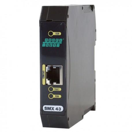 SMX43 communications processor PROFISAFE via PROFINET