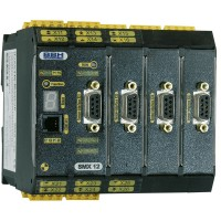 SMX12-2A/2 compact safety control with Safe Motion (advanced encoder) 4 encoder interfaces