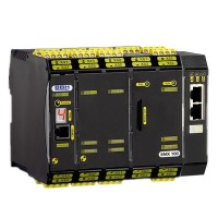 SMX100-2 modular control unit with bus communication
