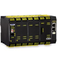 SMX100-4 modular control unit with bus communication