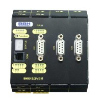 SMX11-2/2/xBM with Profibus + Profisafe - compact safety control with Safe Motion (advanced encoder) 2 encoder interfaces