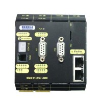 SMX11-2/2/xNM compact control with EtherCAT, PROFINET, MODBUS TCP, FSoE