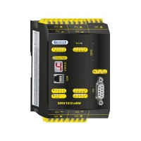 SMX10/2/xBM compact safety control without safe motion with communication module