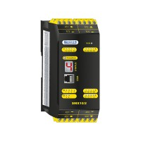 SMX10/2 compact safety control without safe motion