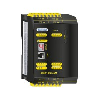 SMX10/2/xxM compact safety control without safe motion with communication module