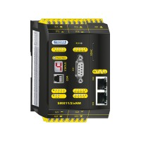 SMX11/2/xNM compact safety control with safe motion and communication module