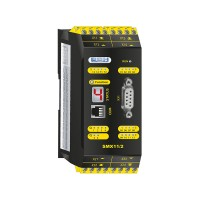 SMX11/2 compact safety control with safe motion