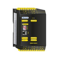 SMX10A/2 compact safety control without safe motion with analog processing