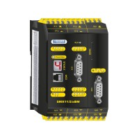 SMX11/2/xBM compact safety control with safe motion and communication module