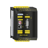SMX11/2/xxM compact safety control with safe motion and communication module
