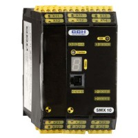 SMX 10R compact safety control without Safe Motion (enhanced relay outputs)