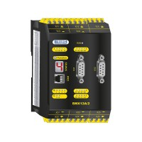 SMX 12A compact safety control with Safe Motion and analog processing