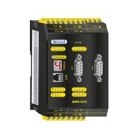 SMX 12/2 Compact control with safe motion