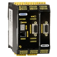 SMX 12 compact safety control with Safe Motion